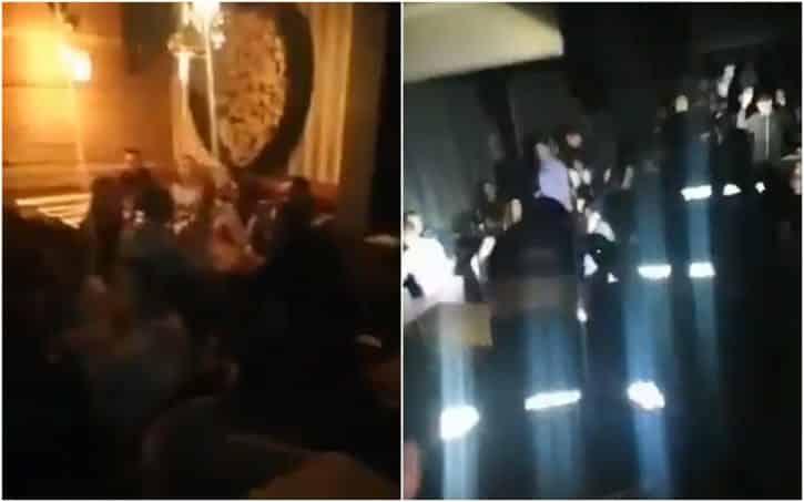 TEROR NAD SRBIMA: Interventa razbija vrata, urla i preti ljudima zbog korona okupljanja 1
