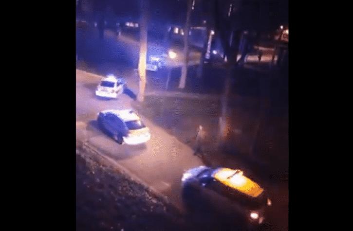 POLICIJA RAZBIJA OKUPLJANJE: Studenti preplašeni beže, dokle ćemo da trpimo ludilo? 1