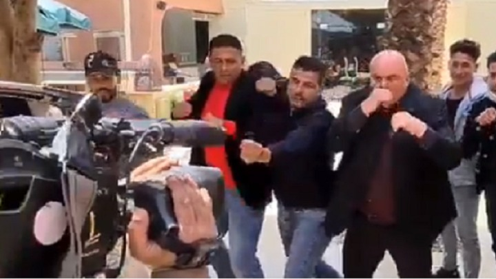 SRAMOTA: Palma bruka Srbiju u Egiptu (VIDEO) 1