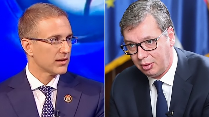 KAKVIH SE SNIMAKA VUČIĆ PLAŠI: Evo zašto je krenuo na Stefanovića, Nebojša će ga pobediti 1