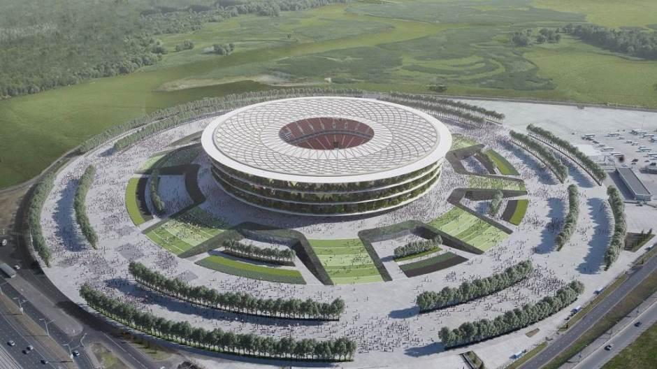 ISKRENI NAVIJAČ: Nacionalni stadion, da gledamo poraze koji traju decenijama 1