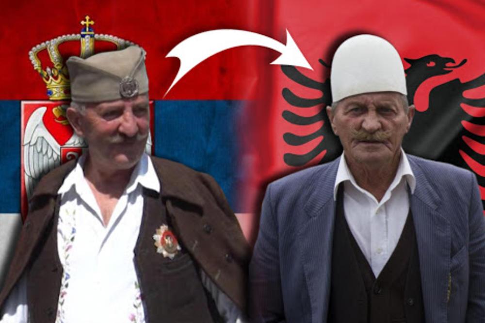 DŽABE SE KRIJU: Prezimena Albanaca svedoče njihovo slovensko poreklo 1