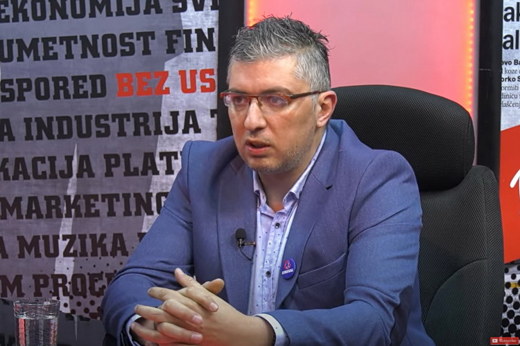 DUMANOVIĆ SVE OTKRIO: Zbog Dijane Hrkalović je bio u pritvoru! 1