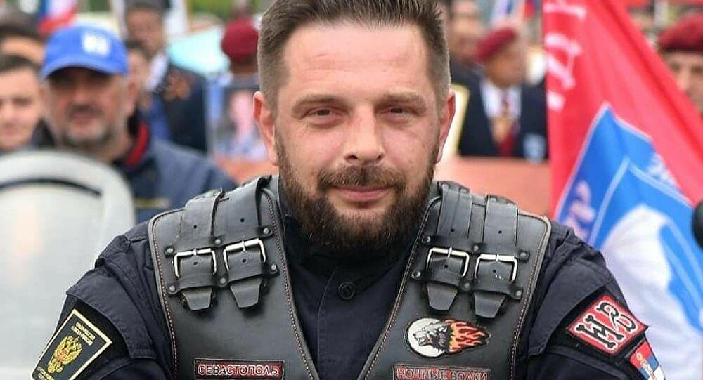 TUGA: Preminuo vođa srpskog ogranka ruskih NOĆNIH VUKOVA, Saša Savić Švaba! 1