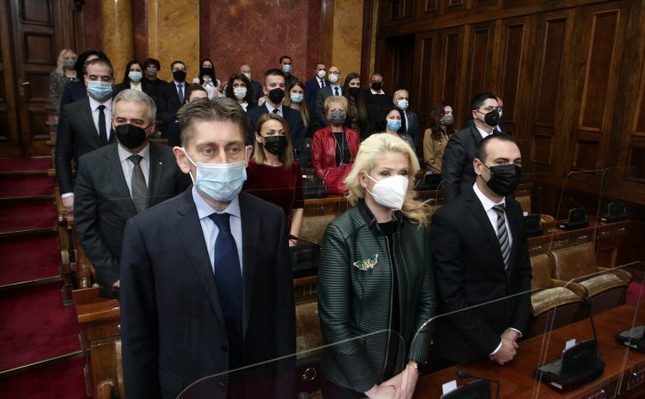 NAPREDNJACI, DOSTA JE SERENDANJA: Preduzimajte konkretne korake u vezi neprijateljske politike Crne Gore! 1