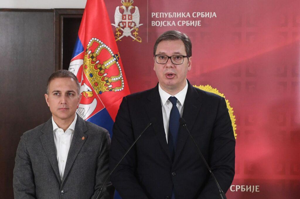 VUČIĆ I STEFANOVIĆ U RATU: Novi sukob između dvojice glavešina, političar pedofil svima DOLAZI GLAVE! 1