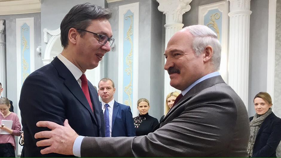 VUČIĆ IZDAO LUKAŠENKA: Ovako mu vraća za sve što je Lukašenko uradio za Srbiju! 1