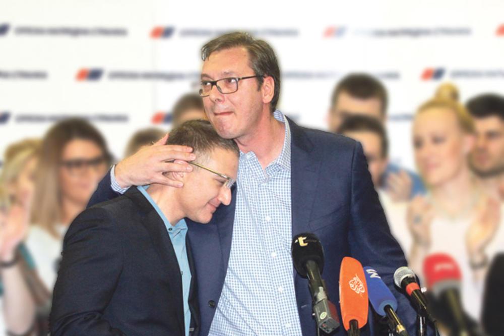 PRODALI STEFANOVIĆA ZA TEPSIJU RIBE: Tako će i Vučića, psiholog DETALJNO OBJASNIO! 7