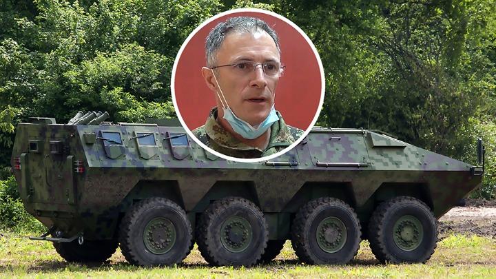 VUČIĆ I KARTEL POKUŠALI DA SAKRIJU: Podoficir se ugušio u borbenom vozilu, vlast spinuje! 1