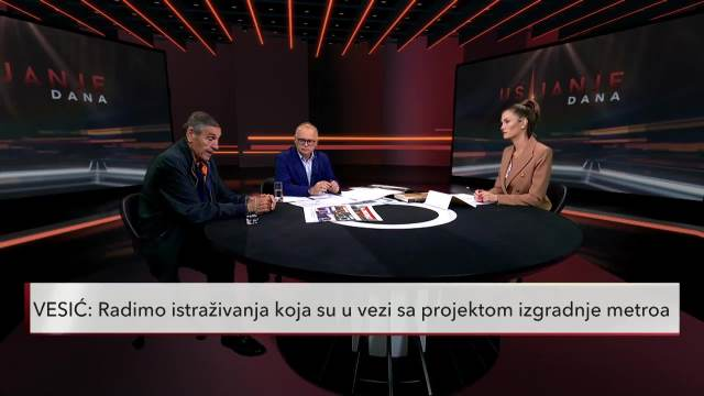MRKA UDARIO NA VESIĆA, OVAJ PRIZNAO: Danas gradi ko stigne! (VIDEO) 1