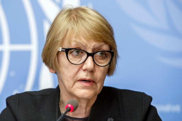 SONJA BISERKO PO SRBIMA: Odgovornost nije individualna, Srbija je kriva za genocid u Srebrenici! 1