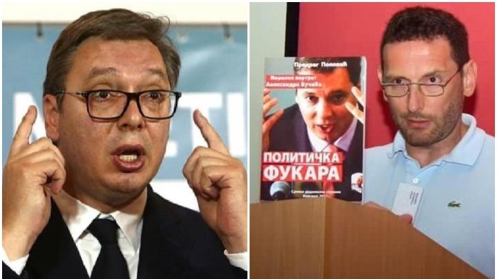 BAKAREC: Srbija je pijani brod, ovo je vlast državoubica, Vučić je diletant! 1