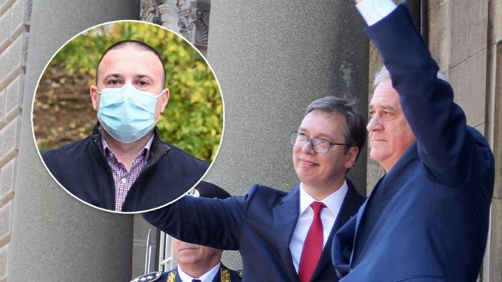 VUČIČ ODLIKOVAO POLICAJCA: Posle ispitivan u istrazi oko prisluškivanja Vučića i Tomislava Nikolića! 1