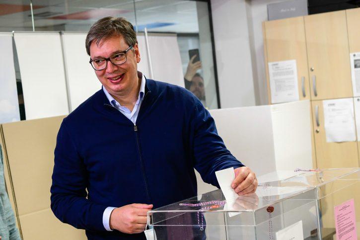 PICOUSTI SRBE SVAĐA, IZBORNA SE SPREMA KRAĐA: Vučićeva taktika, da sve prevari i pokrade! 3