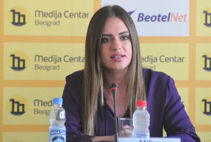 MILICA NAPREDNJAČICA: Otkazan sastanak sa Vučićem, uplašili se građana koji protestuju da ih ne pojure ekološkim motkama! 1