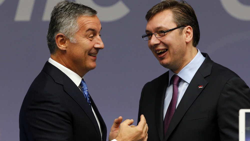 FAJRONT NA CETINJU: Mila i Vučića sad čeka naplata za tonu i po zaplenjenog kokaina! 1
