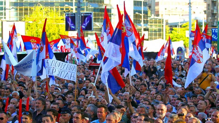 SNS TAKTIKA ZA IZBORE: Za 5 meseci u Beograd se doselio manji grad! 3