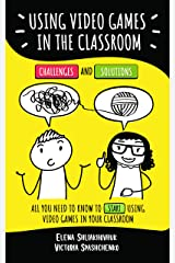 video games classroom book cover