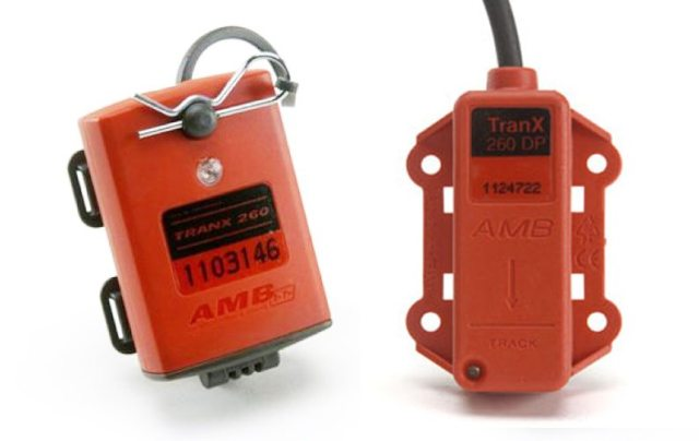 MyLaps and NASA give you the choice when you purchase a transponder to use either a hard-wired unit or a rechargeable unit. There are pros and cons to both systems, but I believe the rechargeable units will save you money and ensure every lap is counted.
