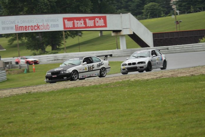 """The """"Big Bang at the Rock"""" featured some clean mixed-class racing and some of the best GTS action in the country."""