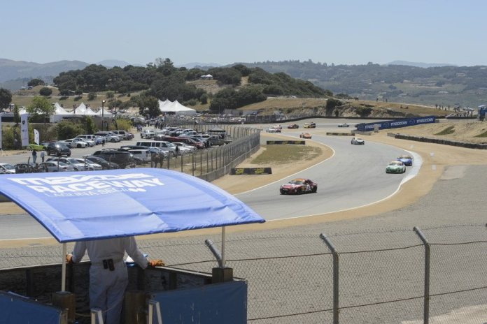 Turn 3 is tricky because it beckons the driver to enter fast, but it is tighter than it appears on approach from Turn 2.