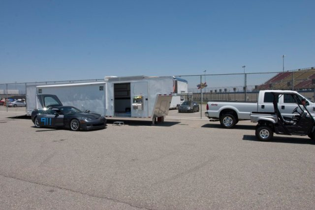 You can go as wild as you want with a trailer, provided you have enough tow vehicle to pull it.