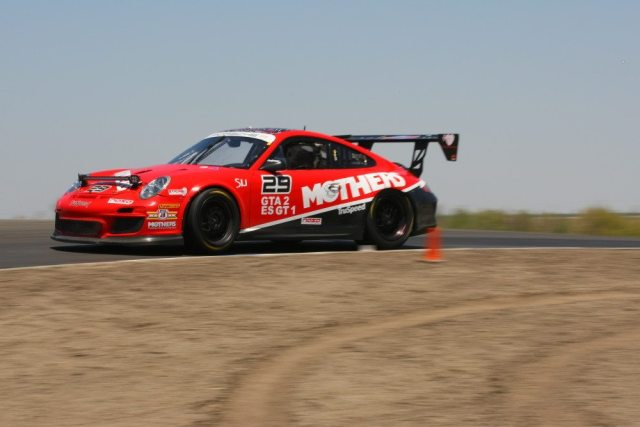 Team TruSpeed took the win in the ES class and the overall win, setting a pace that even ESR cars couldn't match.