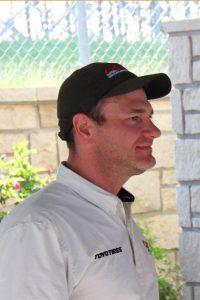 Matt Rivard, NASA Central Regional Director