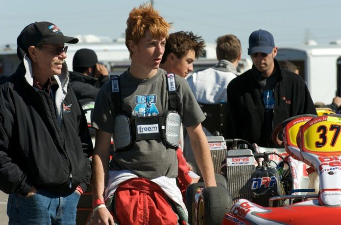 NASA Grand Champion Matt Powers has been racing since age 10, beginning in karts in the San Francisco Bay area.