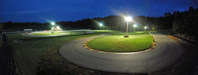 What could be better after a day of racing than a little karting? VIR has a lighted kart track behind The Lodge on the northeast side of the track.