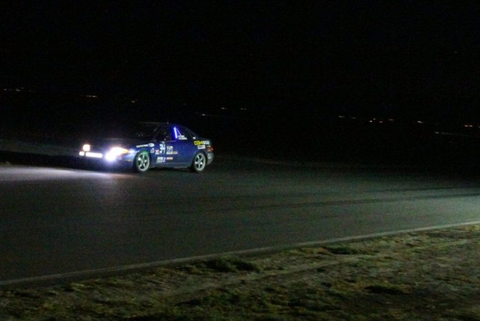 In E2, Team Quattro Motorsports Development ran its Audi A4 in a class of two, and outlasted team Creative Strokes' BMW.