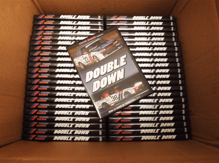 "Once you have your masterpiece completed and the packaging done, you need to get it out there for people to see it. You can use Amazon.com or just mail a copy to your friends and sponsors. Spoiler Alert: Everyone in my family is getting ""Double Down"" for Christmas."