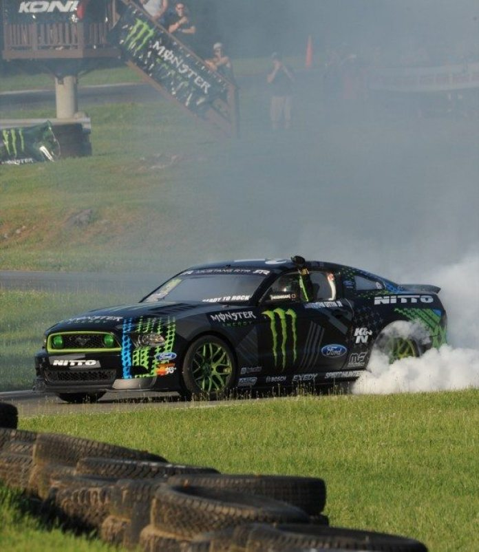 Vaughn Gittin Jr. and Chris Forsberg have been wowing HyperFest fans for more than a decade.