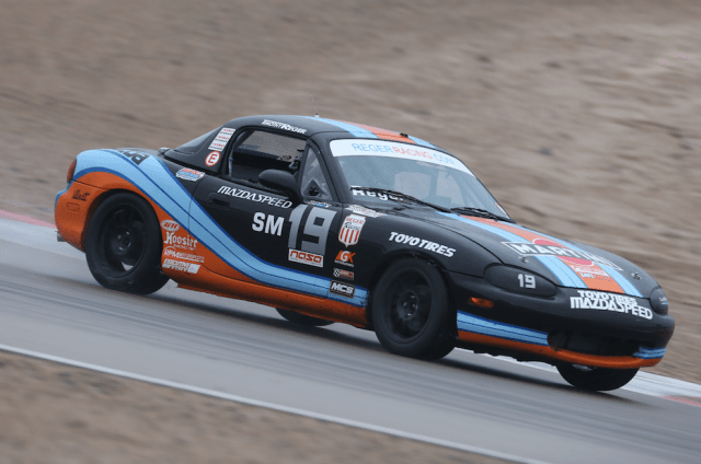 Texas Teen Mazda Challenge driver Timothy Reger took home second in PTE.