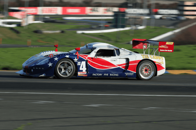 Team Prototype Development Group earned the ES class win and finished second overall at Sonoma.