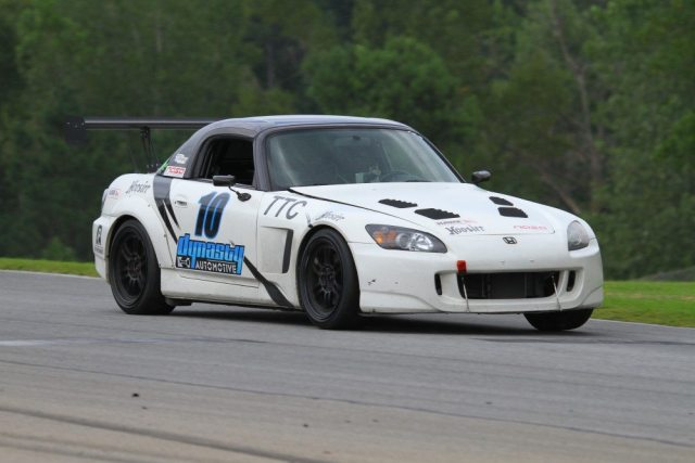 Chi Ho used his hot weather skills honed in the Florida Region — it was in the 90s on race day — to take the top spot in TTC, posting a fast lap at 1:38.983.