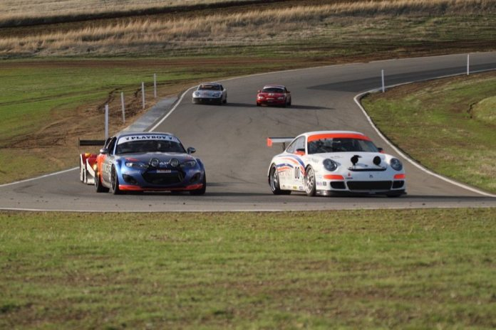 The variety of cars on track and their speed differential is great for learning to pass and be passed without slowing your lap times greatly.