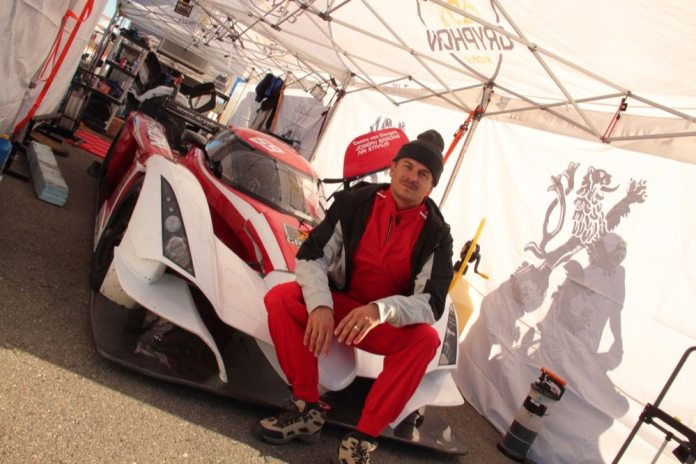 Gryphon Racing crew chief Dusan Maly brought the Praga R1 racecar and his team from Florida with goal of finishing the race. The team finished first in ESR and fifth overall.