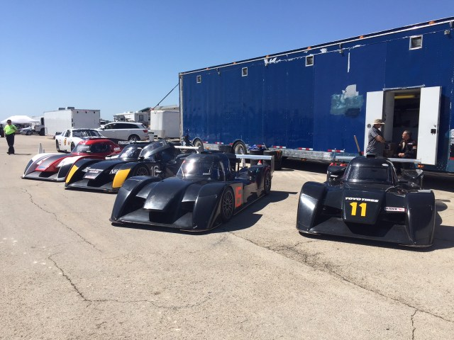 Dave Balingit won two of three races in the new NP01 class at Motorsports Ranch Cresson in March. Bobby Butler won the other race from the four NP01s competed that weekend.