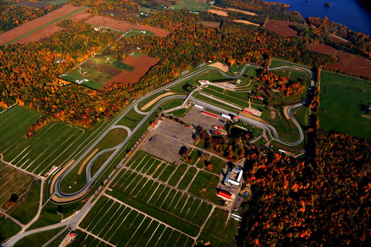 Mid Ohio Sports Car Course Lexington Ohio Nasa Speed