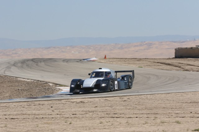 Of the six NP01s at Buttonwillow that weekend, only one ran the enduro. Team Rangers took the win in NP01 class.