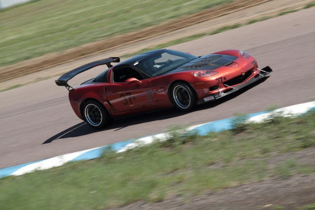 The Rocky Mountain Region Visits High Plains Raceway for a
