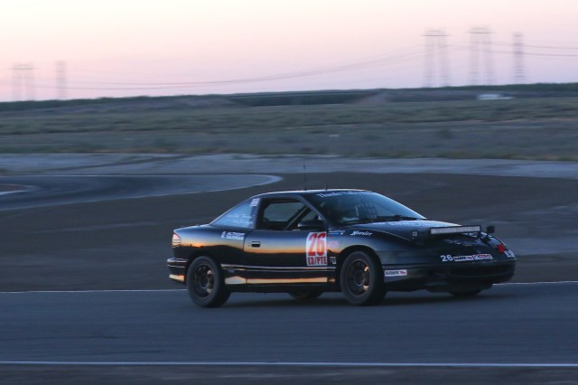 Team Sampson Racing has campaigned its Saturn SC2 with great success in 2016, including its second win this year at Buttonwillow.