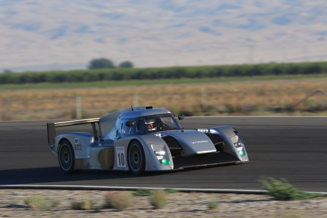 Team Rangers ran unopposed in ENP and took the win at Buttonwillow in June.