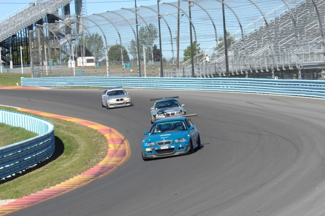 Frank Ferrara started from and finished third, but a post race DQ moved him up to second.
