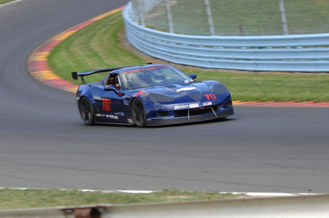 Todd Kaley drove his TTC Honda S2000 from Orlando, Fla., to take the Championship with a 2:08.449-second lap. Then drove it home.