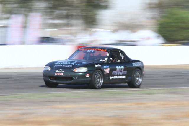Dan Howard added to his PTE Championship by taking the TTE Championship at Buttonwillow.