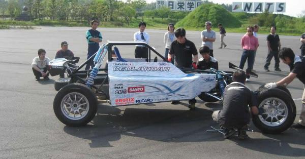 NASCは「塙 郁夫」選手を応援します! 2009
