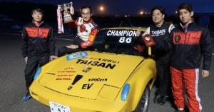 Team TAISAN Race Report No.4     2019/Nov. 4