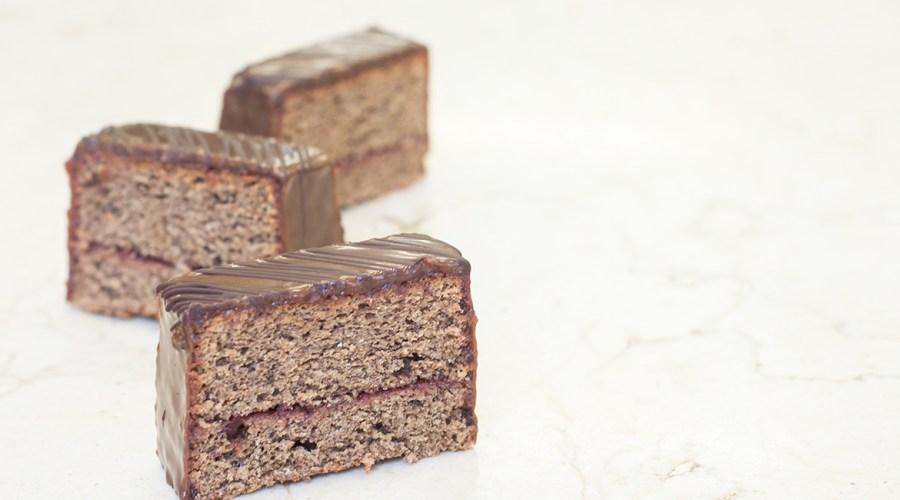 Schokoladenkuchen nach NaschZentrale Art